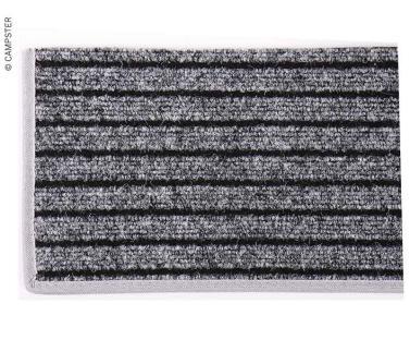 Kofferraum Teppich ohne Schienen, Citroen Campster, grau