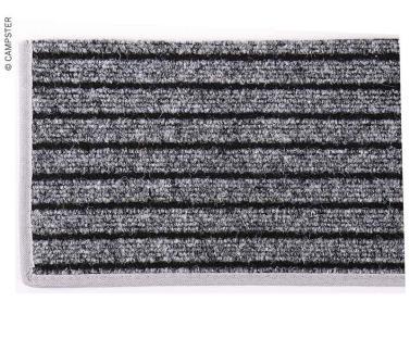 Kofferraum Teppich mit Schienen, Citroen Campster, grau