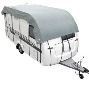 Wohnwagen schutzdach 605x300cm  grau