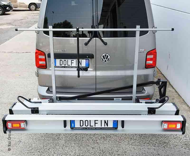 Motorradträger DOLFIN für 1 Motorrad