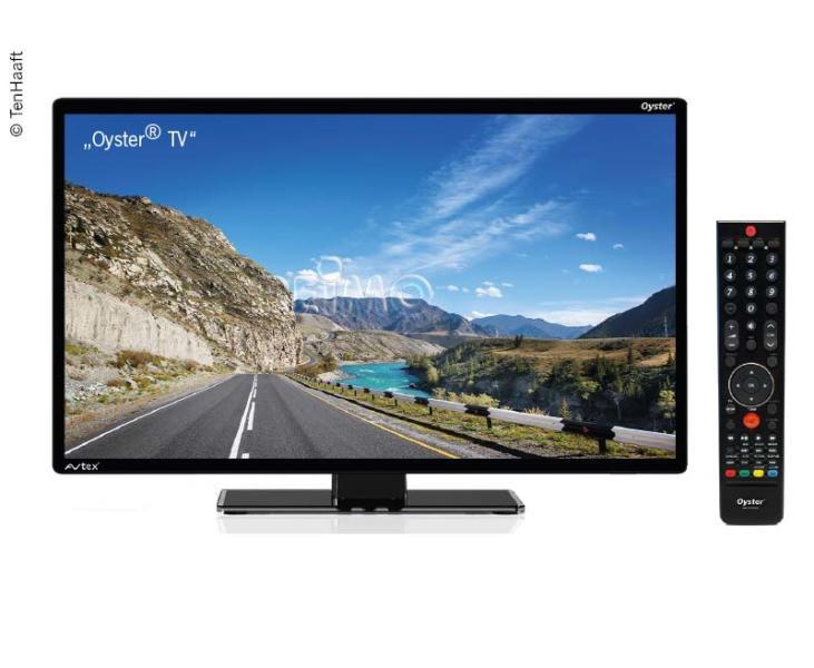 "12V Fernseher Oyster® TV 21,5"" mit DVB-T2/DVB-S2 Tuner"