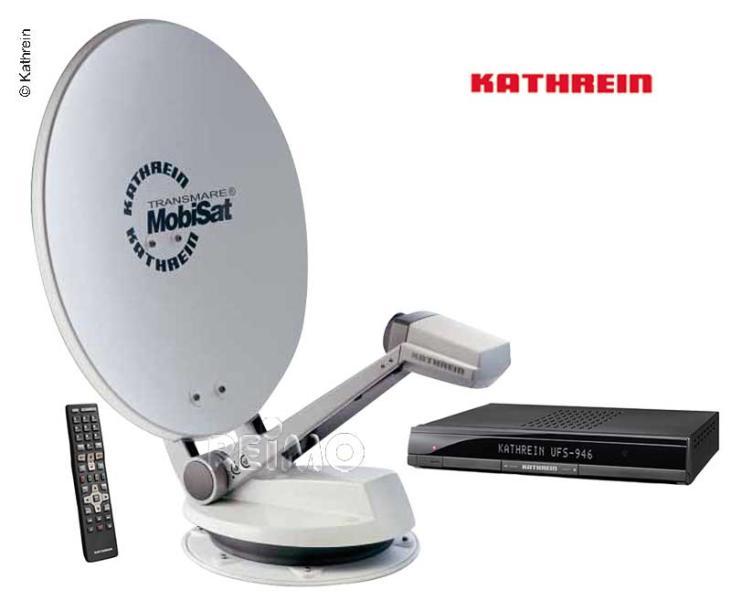 Kathrein Sat-Anlage MobiSet4 CAP 920 Komplett-Set