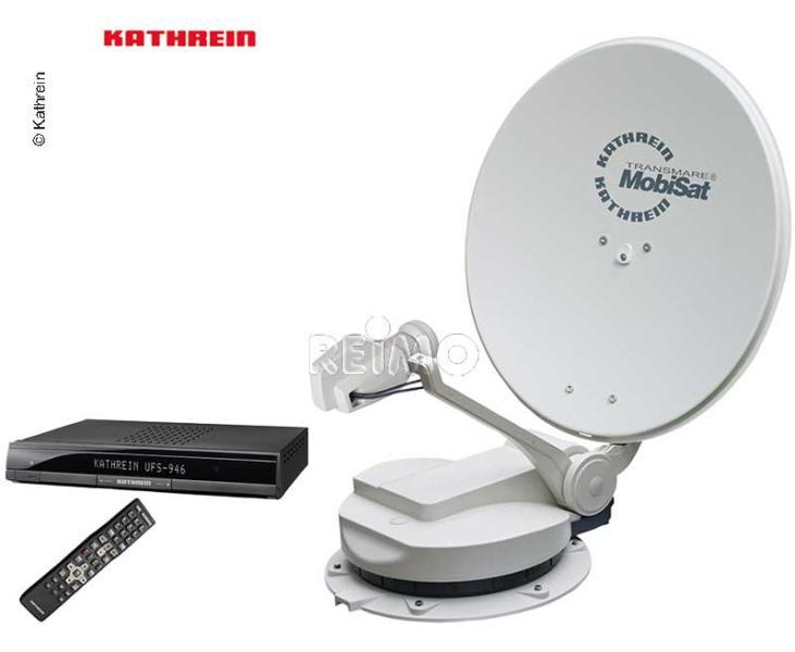 Kathrein Sat-Anlage MobiSet 3 CAP 730 Twin