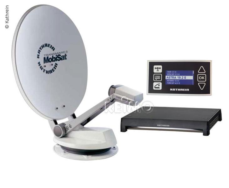 Kathrein Sat-Anlage MobiSet4 CAP 950, CAP-Converter (ohne Receiver)