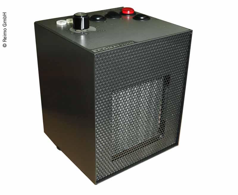 Elektro Heizlüfter Ecomat 2000 Select