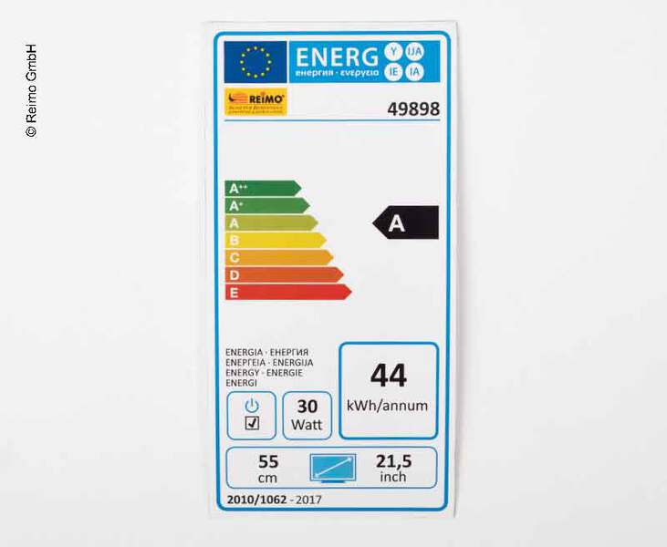 Rating Label 49898