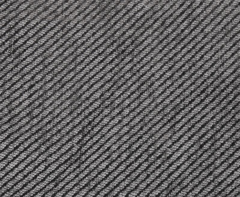 FASP Stoff grau/schwarz m