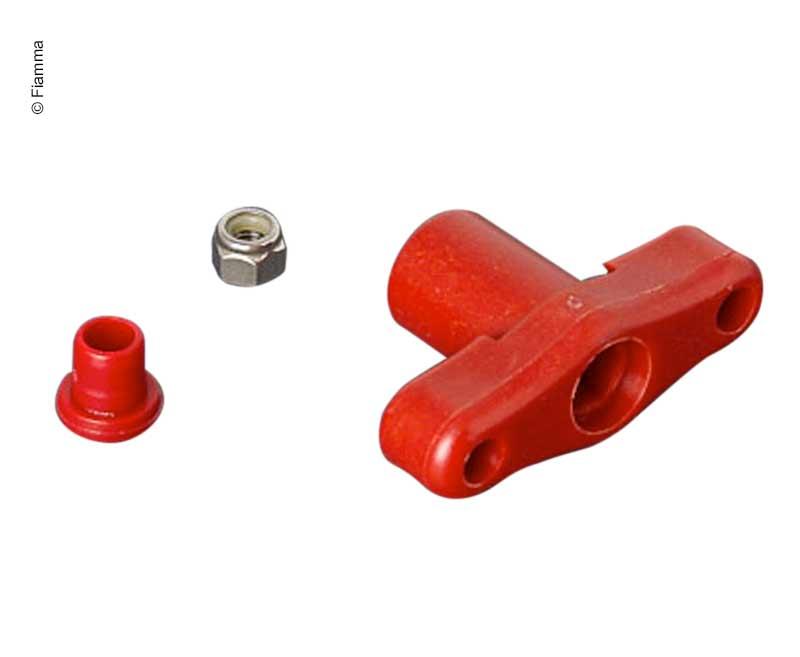 Feststellschraube M5 rot
