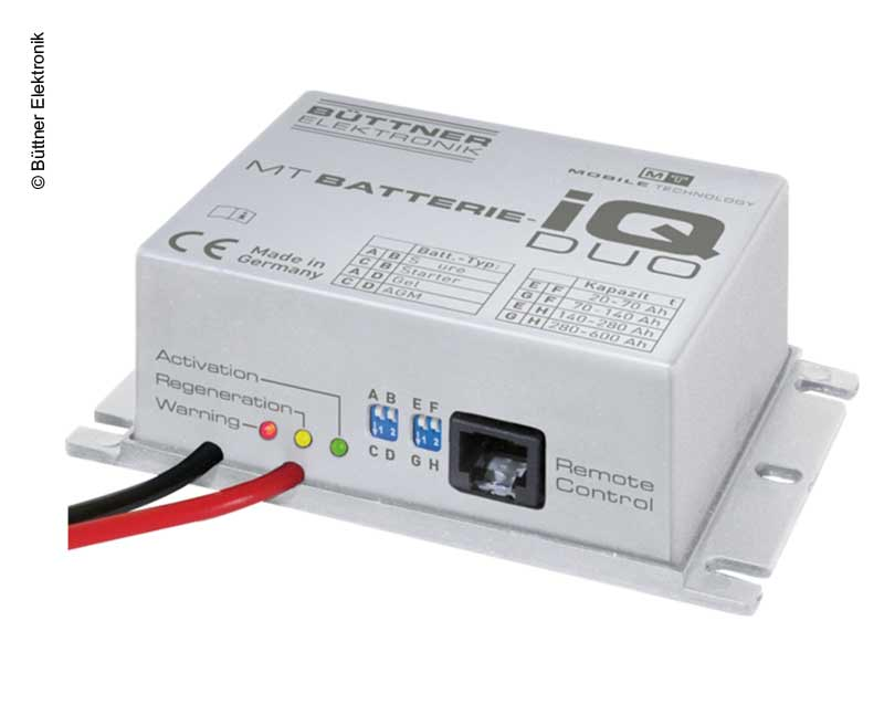 Büttner MT-Batterie-IQ Duo