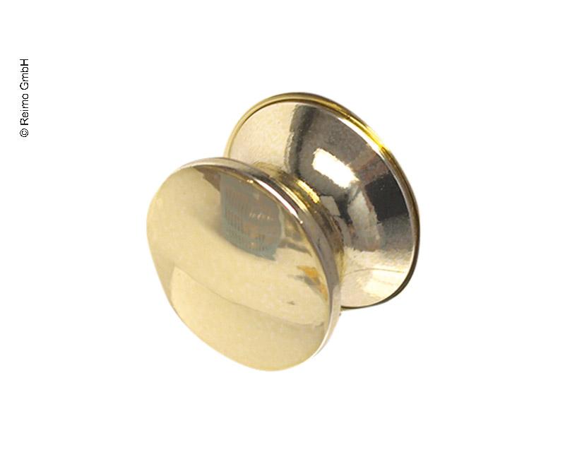 Ersatzknopf Push Lock Möbelschloss Gold