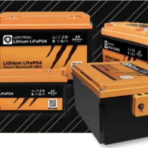 LIONTRON LiFePo4 Lithium-Batterien