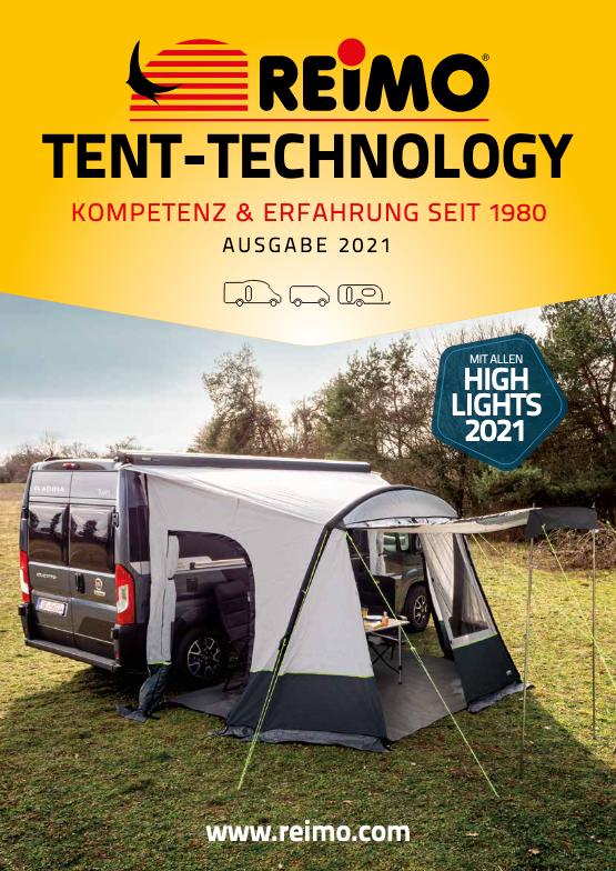 Tent TEchnologies Reimo 2021