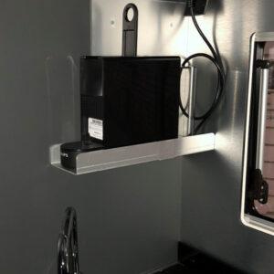 Nespresso Kaffeemaschinenhalter für Adria Fahrzeuge