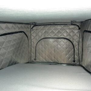 Zeltbalg-Isolation Schlafdach VW T6 Easyfit KR extrahoch, vorn hoch NEU