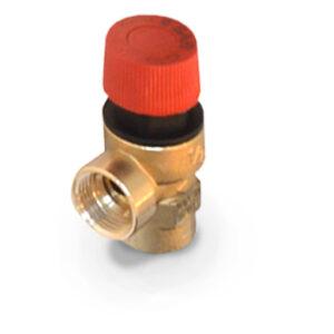 Sicherheitsventil für Boiler Pundmann Therm (67070 + 67071)