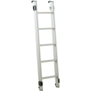 Aluminium Leiter extralang für Dachzelt, max. Fahrzeughöhe 240cm